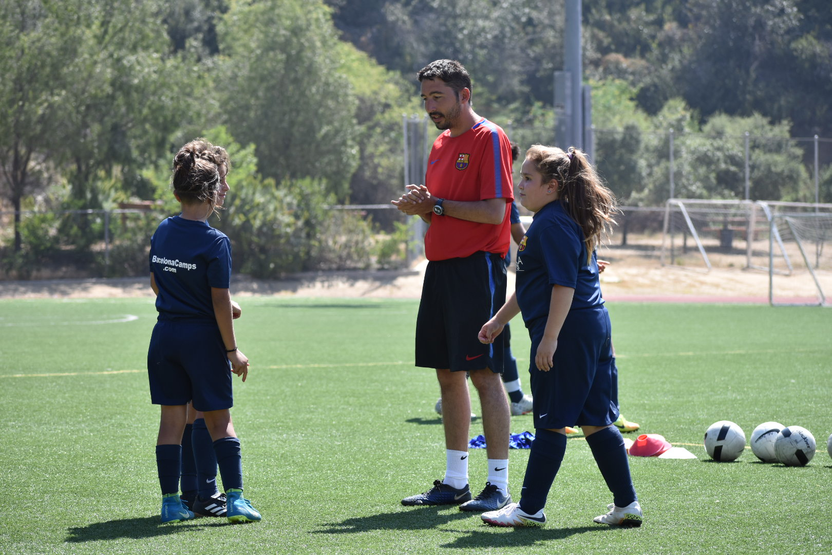 Learning Barca Values
