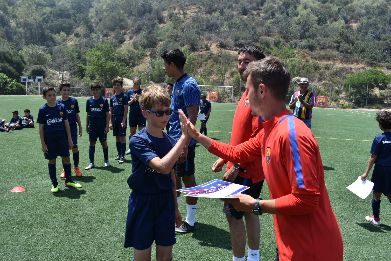 Every Player Gets a Certificate....