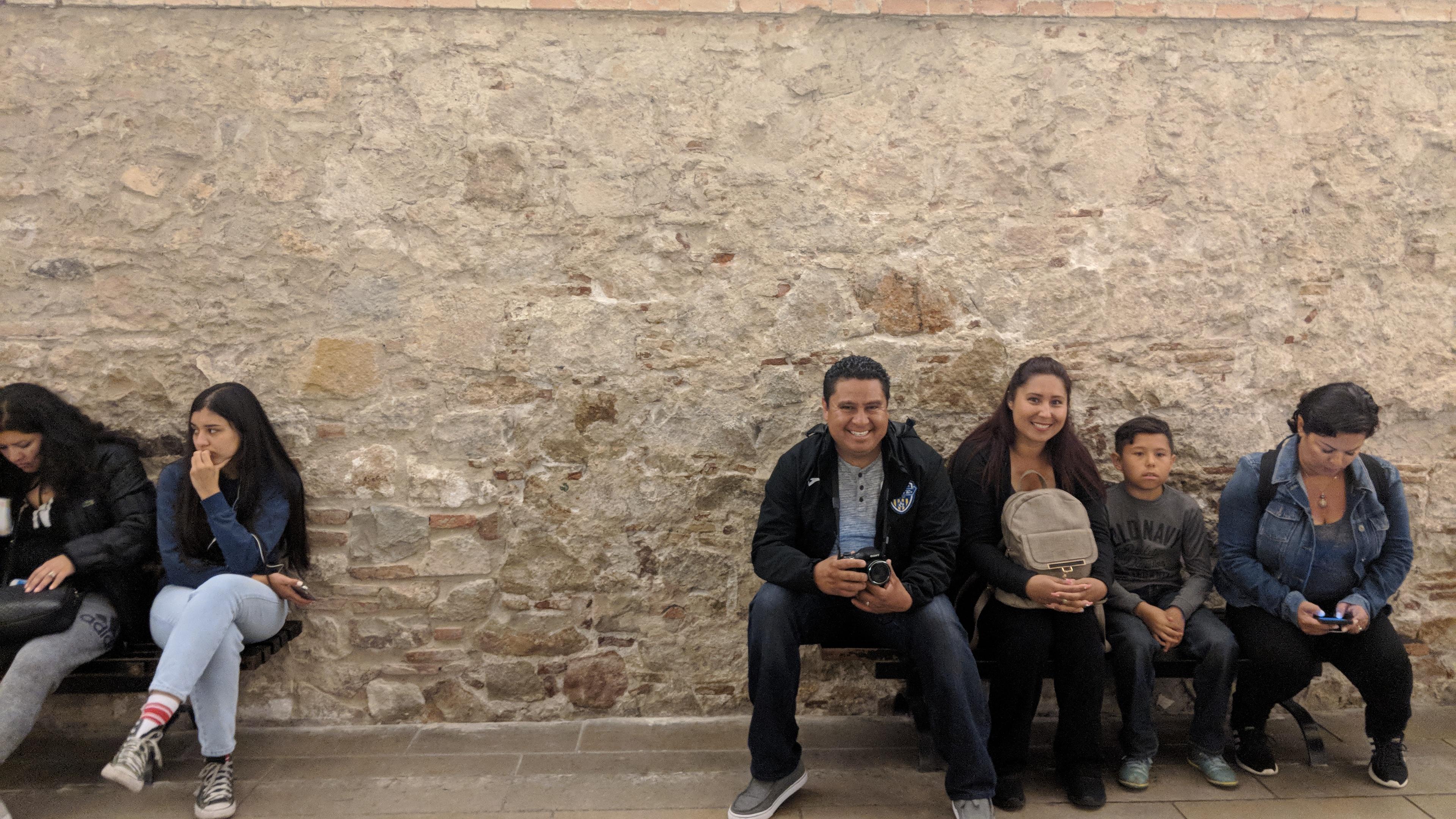 The Andrade Family!
