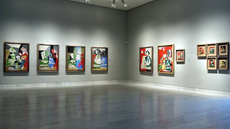 Some of Picasso's Paintings