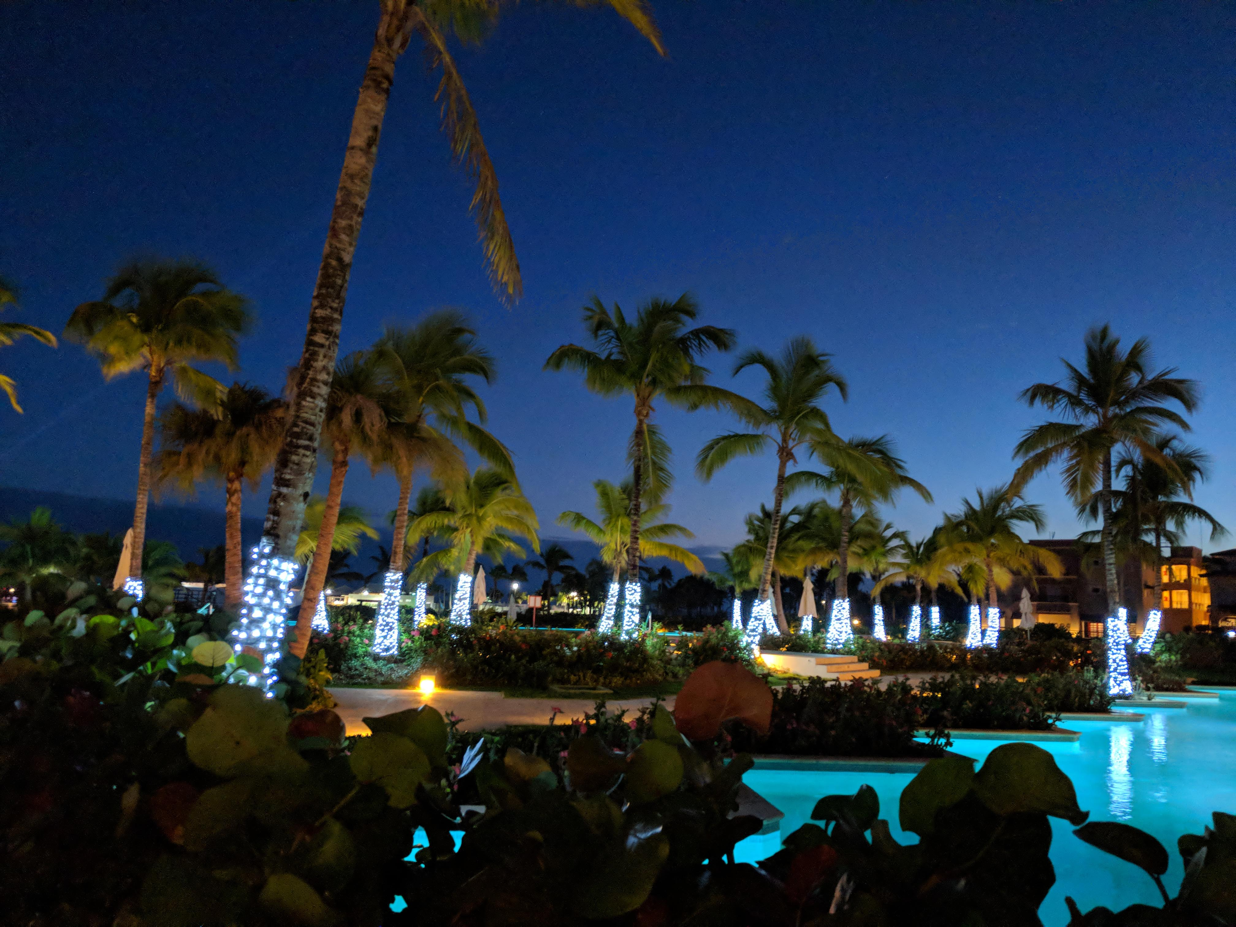 A Stunning View of the Resort
