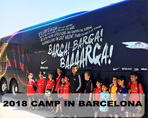 Hands on Training with Barca Values